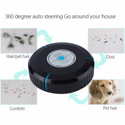 Multifunctional Smart Floor Dry Wet Cleaner