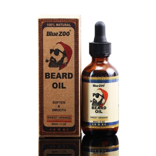 Natural Scented Leave-In Conditioner Beard Oil
