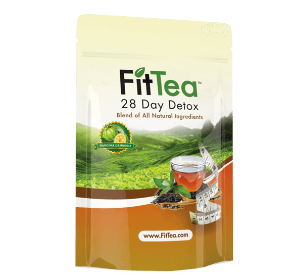 28 Day Detox Fit Tea