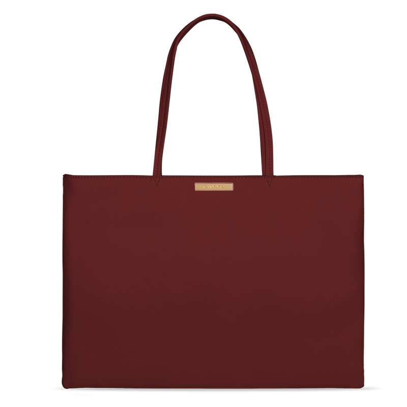 Laptoptasche burgundy red