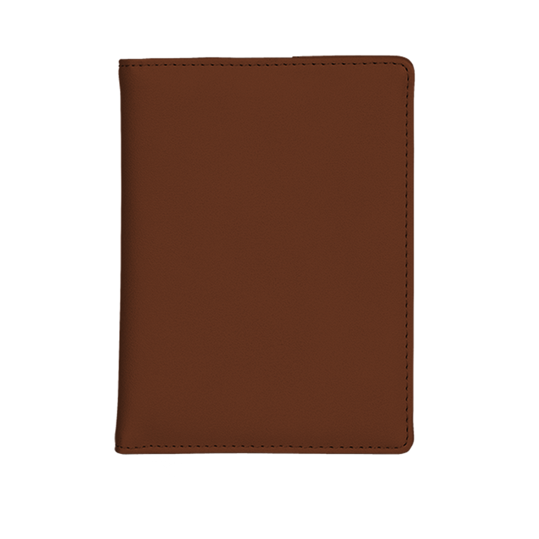 Notizbuch chocolate brown