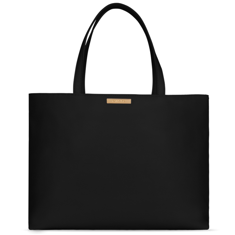 Shopper coal black