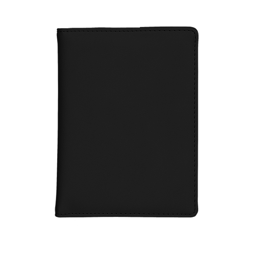 Notizbuch coal black