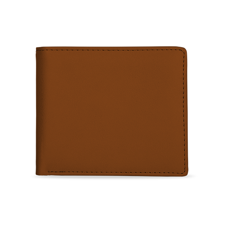Geldbeutel cognac brown