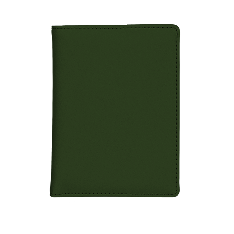 Notizbuch forest green