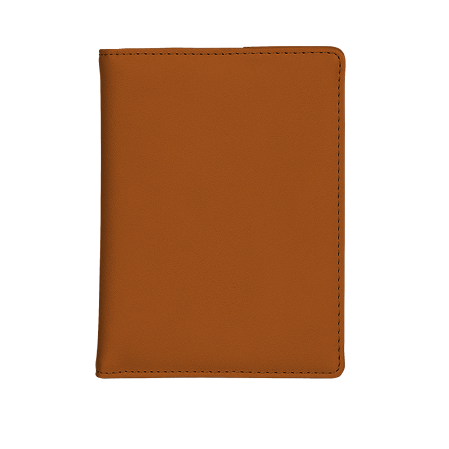 Notizbuch whiskey brown