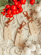 Textured Arch Dangles // Gingerbread