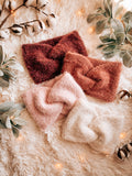 Harpswell Headband - Double Layer Knit Twisted Earwarmer