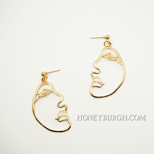 Face It Earrings