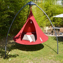 Load image into Gallery viewer, Tripod Steel Stand- Fits all Cacoon Sizes, Hammock & Tree Tents, Vivere - Best Tents Store