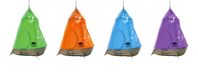TreePod Backyard Hanging Tree House - 4 colours - Best Tents Store