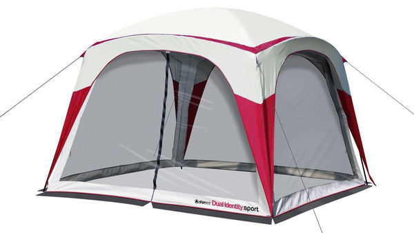 Dual Identity Sport Shelter Tent 10'x10' | GigaTent, Camping Tents, Gigatent - Best Tents Store