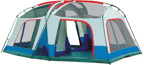 Barren Mountain Family Tent 18'x12' | GigaTent, Camping Tents, Gigatent - Best Tents Store