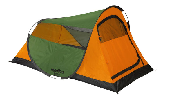 Mantica Pop Up Tent 7'x4' | GigaTent, Camping Tents, Gigatent - Best Tents Store