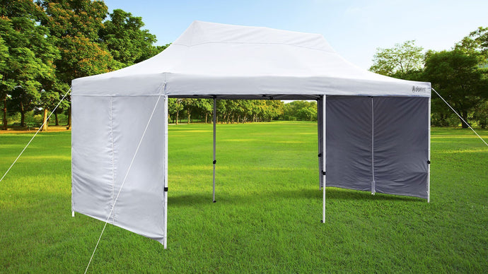 Party Tent Deluxe Canopy 10'x20' | 2 colours | GigaTent, Party Tents, Gigatent - Best Tents Store
