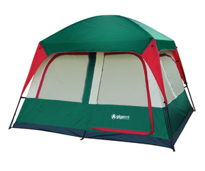 Prospect Rock Family Cabin Tent 10'x8' GigaTent FT-049, Cabin, Gigatent - Best Tents Store