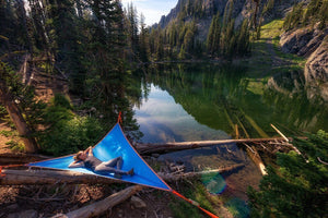T-MINI DOUBLE HAMMOCK, Hammock & Tree Tents, TentSile - Best Tents Store