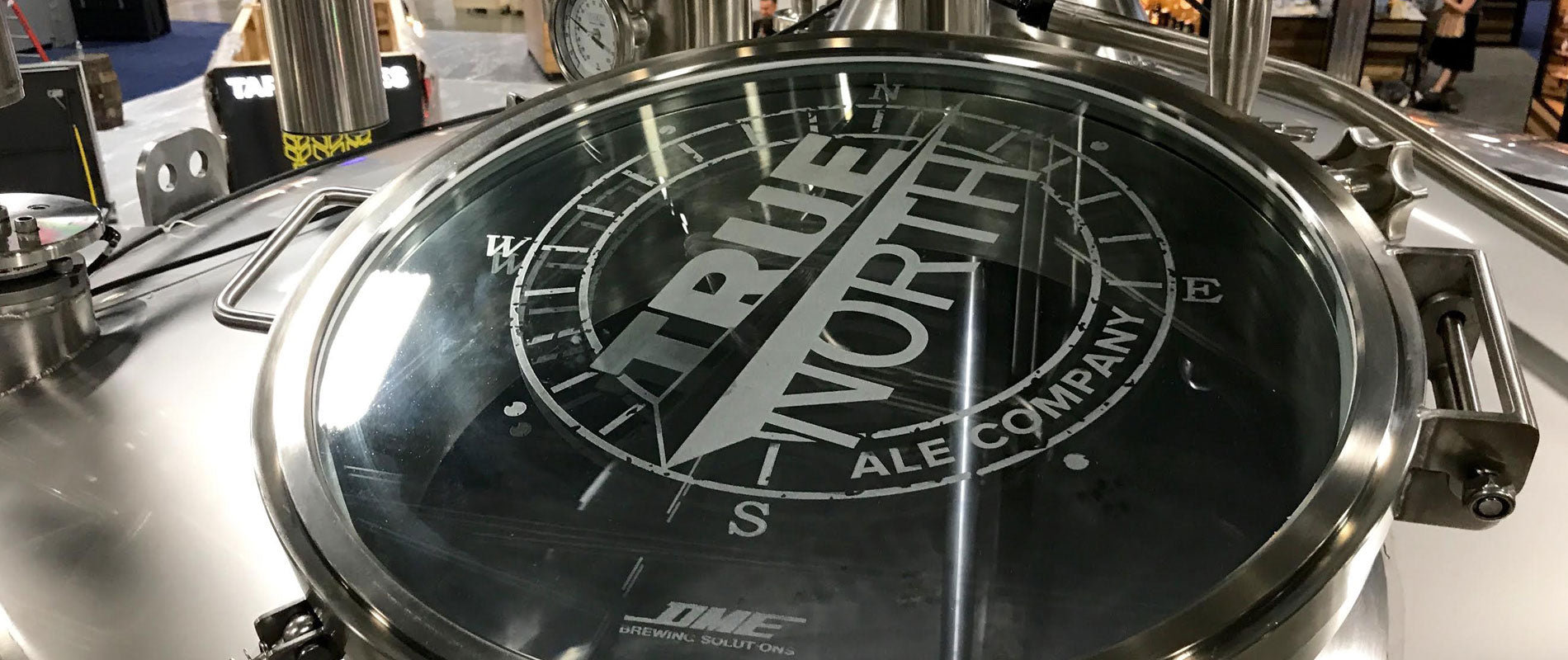 True North Ale Tank