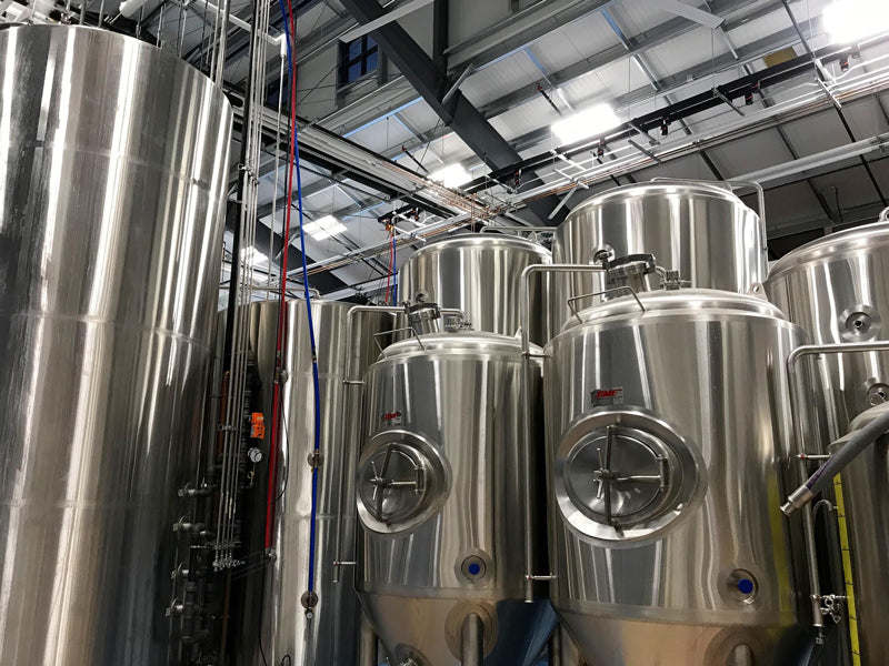 True North Fermentation Tanks
