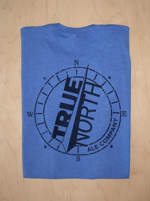 Columbia Blue Short Sleeve Tee