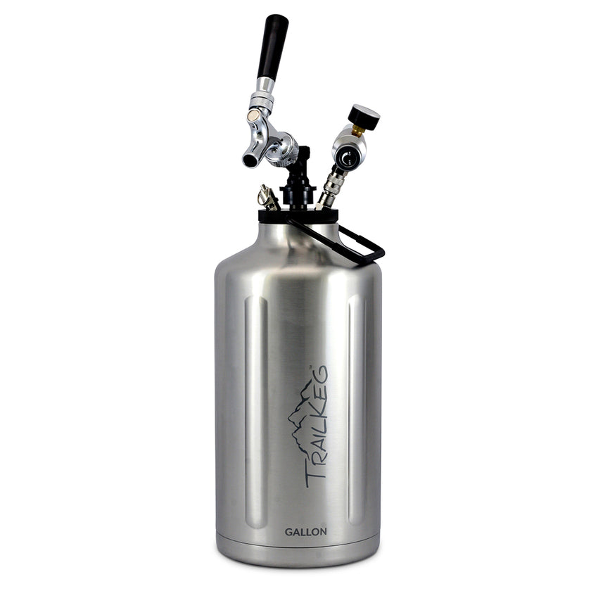 Trailkeg Pressurized Beer Growlers