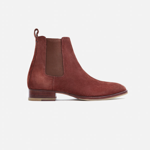 Chelsea Boot | Bordeaux