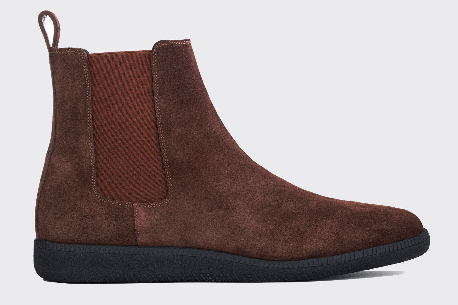 Chelsea Boots | BROWN