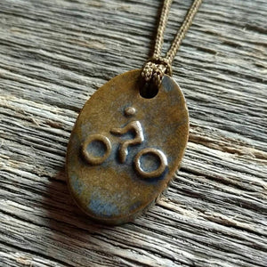 Outdoor Adventure Biker Necklace