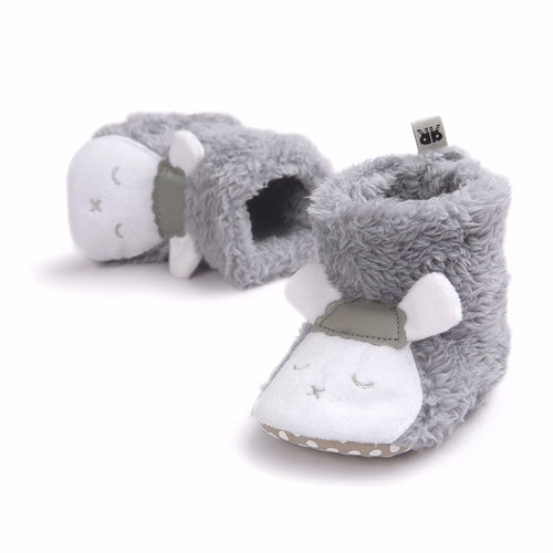 Winter Baby Animal Boots