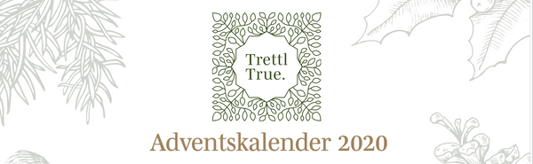 Der Trettl True Adventskalender 2020