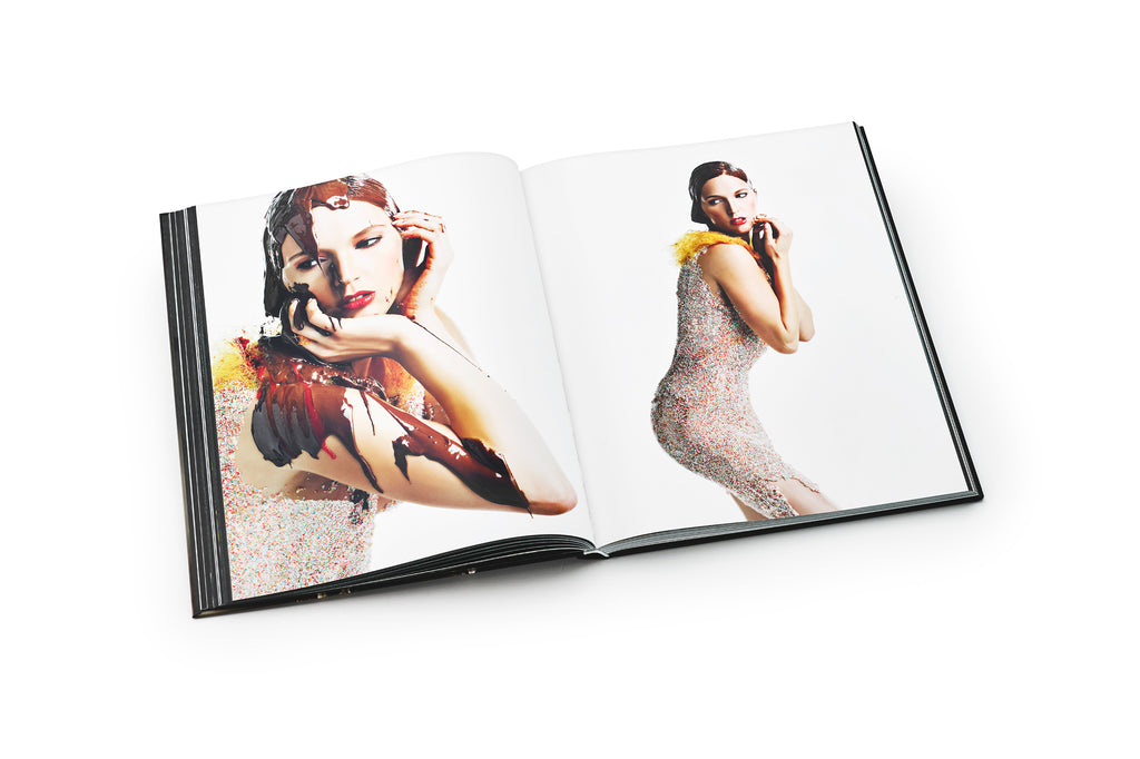Fashion Food Kunstbuch Roland Trettl + Helge Kirchberger