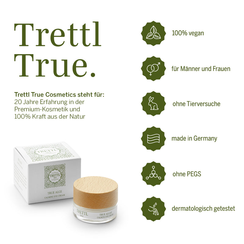 True Algae Calming Eye Cream
