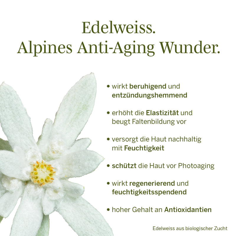 True Edelweiss Ageless Cream + Elixir