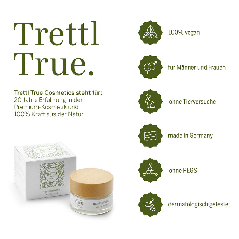 True Edelweiss Ageless Cream