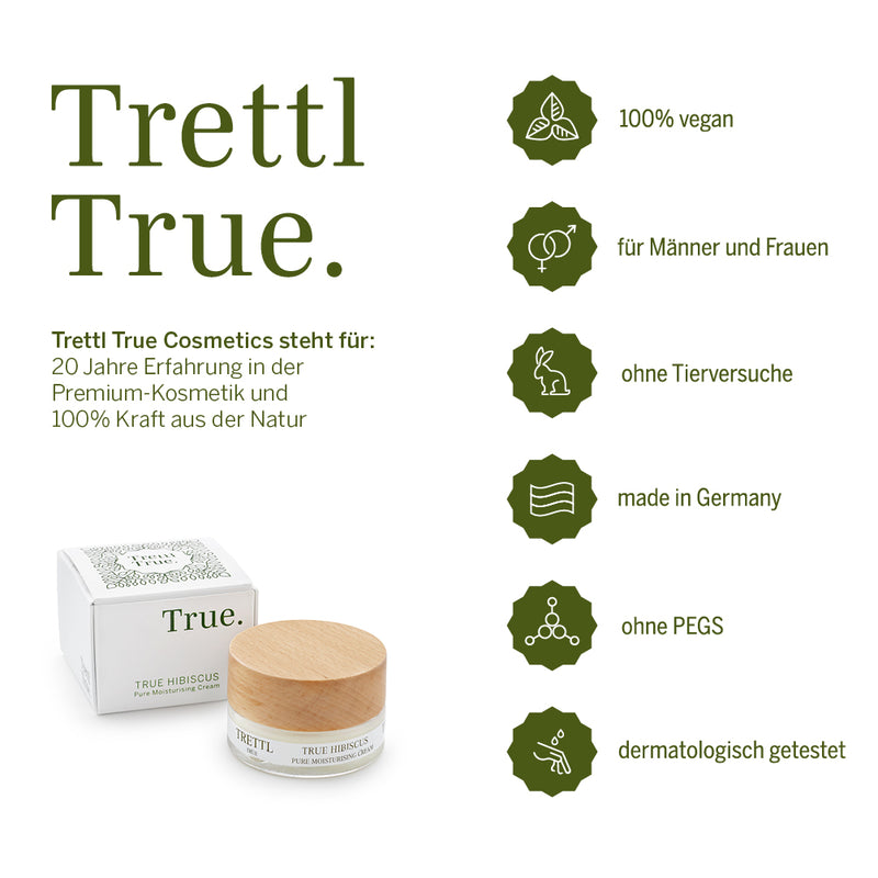 True Hibiscus Pure Moisturising Cream