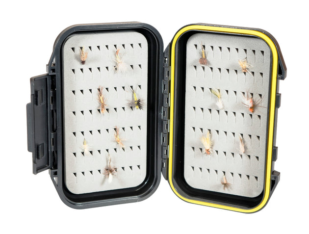 Medium Water-Resistant Fly Box with Tear Drop Foam
