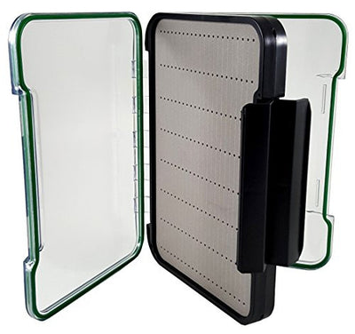 Jumbo-Sized Magnum Polycarbonate Fly Box