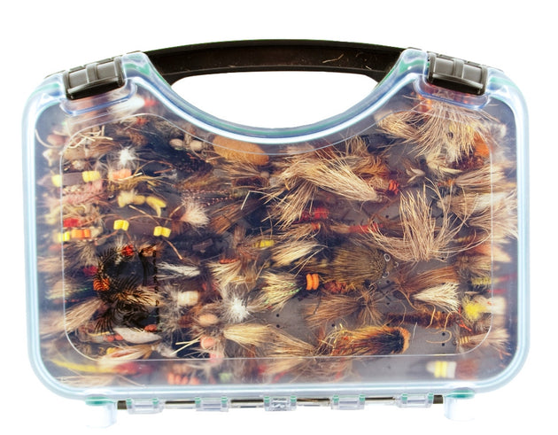 "Kingfisher ""Big Daddy"" Fly Fishing Box -Huge -Great for Your Boat or Raft, Holds Hundreds of Flies #1272"