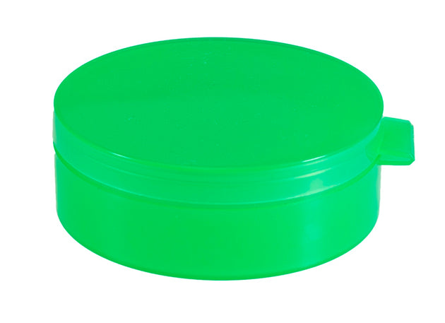 12 Count Green - Biodegradable Standard Shuttle Storage Cups