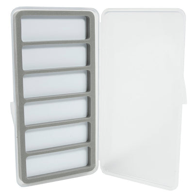 Ultra Slim 6 Compartment Magnetic Back Fly Box