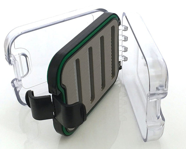 Bantam - Double-sided Water-Resistant Fly Box w/ Lanyard