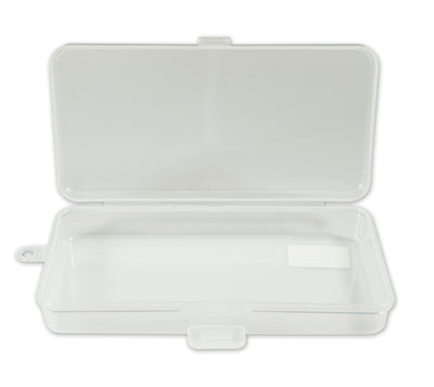 "7"" Basic Single Compartment Poly Box - 480 Bulk Count"