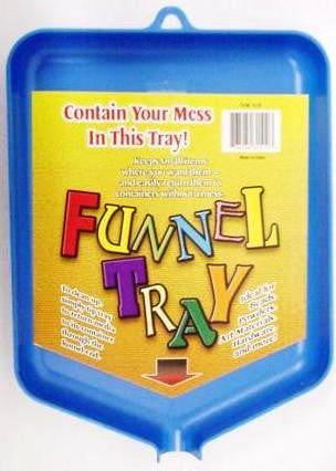 Tidy Crafts Funnel Tray