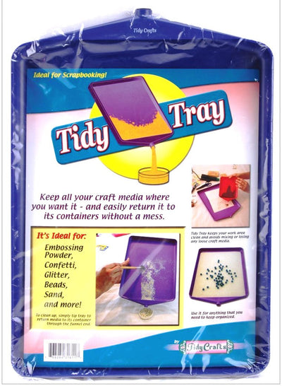 "Tidy Tray - Large 10"" X 14"" X 1"""