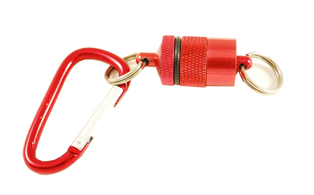Kingfisher Adjustamag Net Retainer/Release with Lanyard - Unique Tension Adjustment