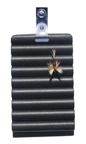 Foam Fly Patch with Vest Clip