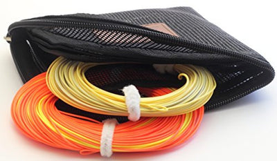 Kingfisher Fly Fishing Line Storage Wallet` #1930