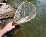Catch and Release Landing Net with FREE Net Holster  1934HOLSTER