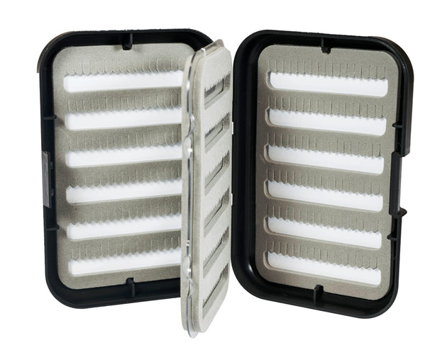 Lightweight ABS Fly Box with Swing Leaf