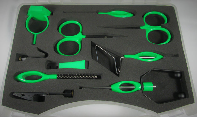 Fly Tying Tool Set - Most Essential Tools in One Set
